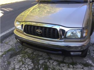 Tacoma 2003, Toyota Puerto Rico