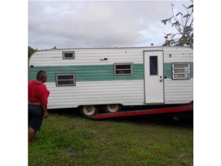 Camper Venta, Trailers - Otros Puerto Rico