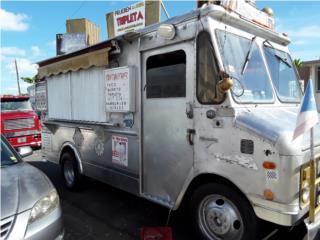 Ganga Food truck Ready work, Chevrolet Puerto Rico