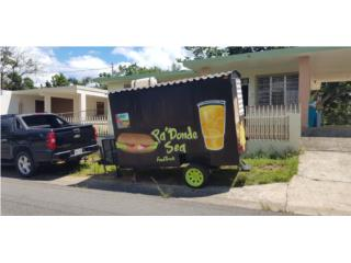 Carreton de comida, Trailers - Otros Puerto Rico