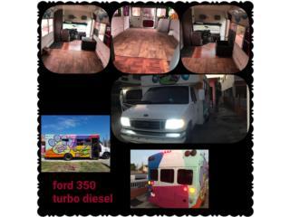 Ford 350 diesel escolar, Ford Puerto Rico