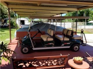Club Car 2010 con carretón , Carritos de Golf Puerto Rico