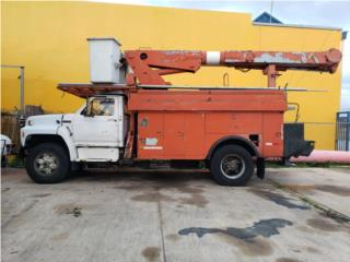 Camion Ford Canasto 1986, Ford Puerto Rico