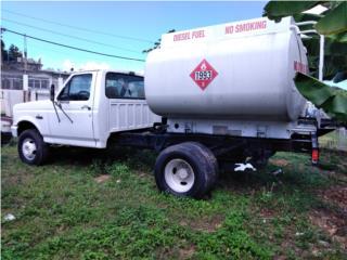 Camion diesel,  Puerto Rico