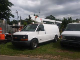 Van Canasta 2005, Chevrolet Puerto Rico