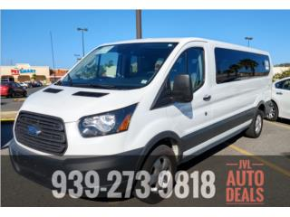 2017 Ford Transit 350, Ford Puerto Rico