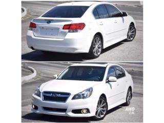Subaru Legacy 2014, Subaru Puerto Rico