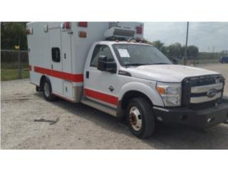 Ambulancia Ford F-350 , Ford Puerto Rico