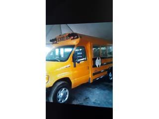 Guagua Escolar 16 pasajeros,  Puerto Rico
