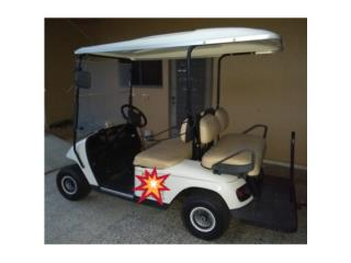 Carrito de golf ezgo 2004, Carritos de Golf Puerto Rico
