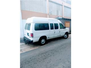 Ford van 8 cilindros 2006, Ford Puerto Rico