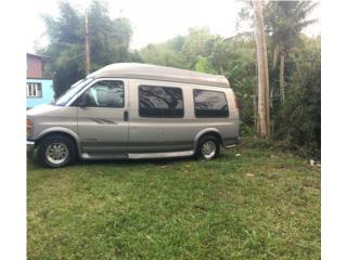 Van rampa impedido , Chevrolet Puerto Rico