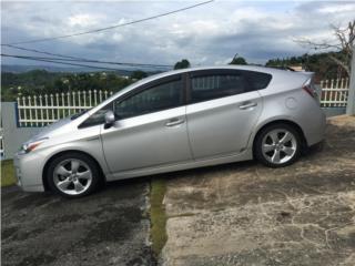 Toyota Prius 2010, Toyota Puerto Rico
