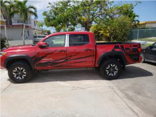 TOYOTA TACOMA TRD 4X4 OFF ROAD 2018 STANDAR 6 CAMB, Toyota Puerto Rico