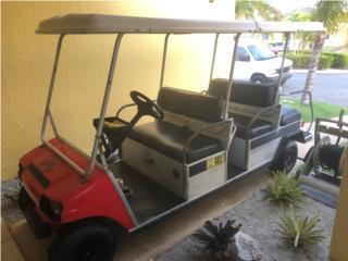 Club Car 2003- Gas 8 Pasajeros, Carritos de Golf Puerto Rico