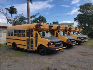 Escolar, Chevrolet Puerto Rico