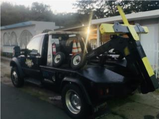 Ford f-450 self load , Ford Puerto Rico