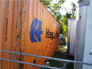 Vagón 20' acero, Equipo Construccion Puerto Rico