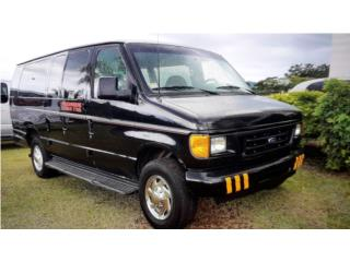 Ford van 2004, Ford Puerto Rico