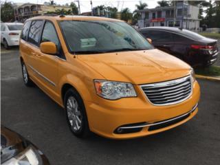CHYSLER TOWN&COUNTRY 2015 TAXISTA AUT , Chrysler Puerto Rico