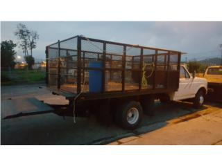 Camion Ford 7.3 Diesel Powerstroke , Equipo Construccion Puerto Rico