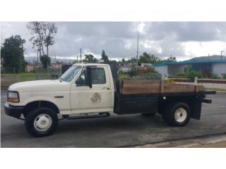 Camion Plataforma , Equipo Construccion Puerto Rico