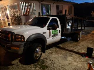 Ford 550 2006 Plataforma, Ford Puerto Rico
