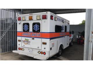 E 350 7.3 2002 MODU VAN, Ford Puerto Rico