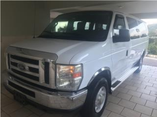 Ford E350 XLT, Ford Puerto Rico
