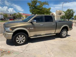 RAM 2500 LONG HORN4x4 LARAMIE  2015, RAM Puerto Rico