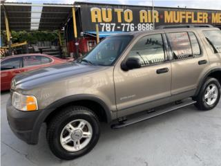 Ford Explorer 2004, Ford Puerto Rico