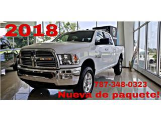 LIQUIDACION RAM 2500 BH 2018 , RAM Puerto Rico