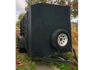 Carreton, Equipo Construccion Puerto Rico