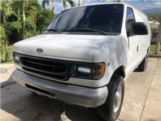 Ford van E350, Ford Puerto Rico