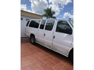Guagua pasajeros , Ford Puerto Rico