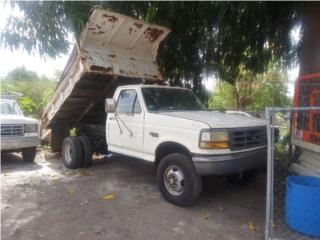 Ford f350 4x4 92, Ford Puerto Rico
