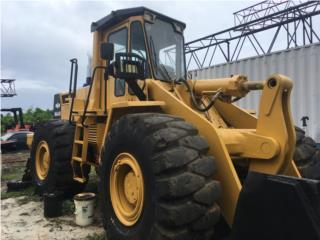 Wa-450-2 , Equipo Construccion Puerto Rico