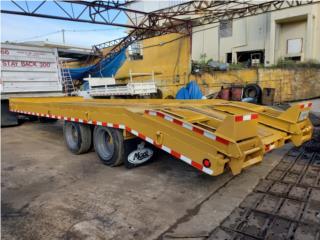 Plataforma 20 ton, Equipo Construccion Puerto Rico