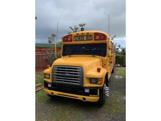 Ford school bus, Ford Puerto Rico