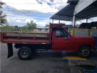 FORD 350 tumba, Ford Puerto Rico