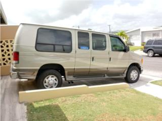 Ford E250 Van , Ford Puerto Rico