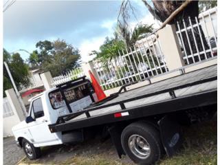 Ford 350 diesel  seca , Ford Puerto Rico