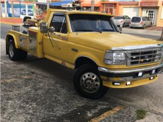 Ford f- super duty, Ford Puerto Rico