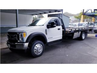 Flat Bed Ford F-550 2017 XLT , Ford Puerto Rico