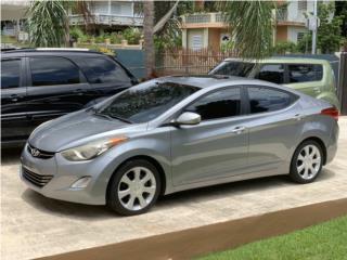 Hyundai Elantra 2012, Hyundai Puerto Rico