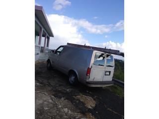 Chevrolet Astro Van 1992 Comercial buena para Car , Chevrolet Puerto Rico