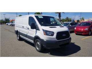 Van Comercial Ford Transit 2017, Ford Puerto Rico