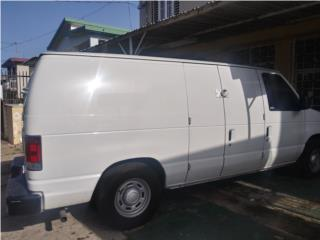 Ford 150 van ecoline 5500, Ford Puerto Rico