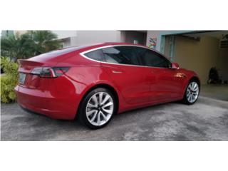 Tesla Modelo 3 325 Millas de Distancia, Tesla Puerto Rico