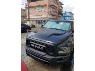 Dodge Ram 1500 2019, RAM Puerto Rico